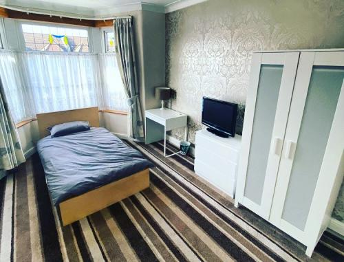 Inspire Growth House   Bedroom 3